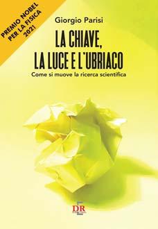 Il libro di Giorgio Parisi, premio Nobel per la fisica 2021